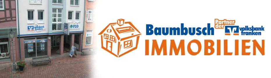 Baumbusch Immobilien Partner der Volksbank Franken eG
