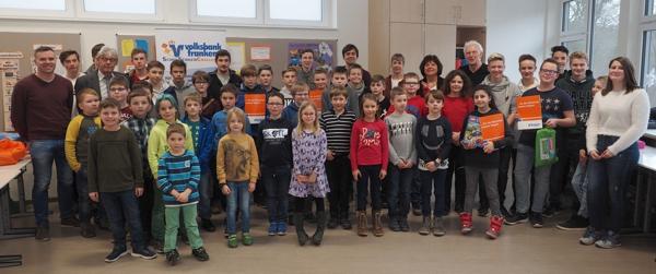 SchulSchachChallenge Martin-von-Adelsheim-Schule