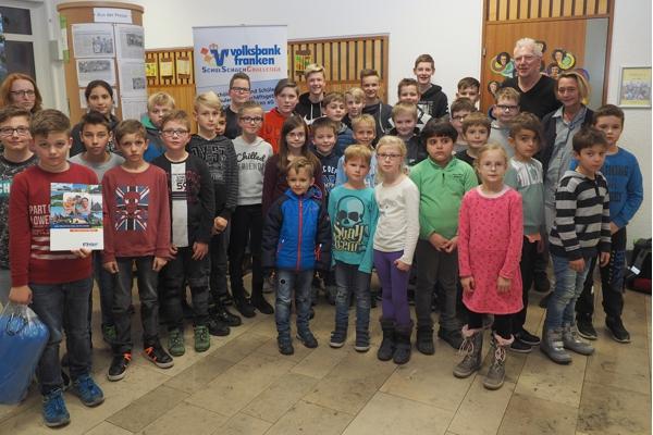 SchulSchachChallenge Nachbarschaftsgrundschule Götzingen