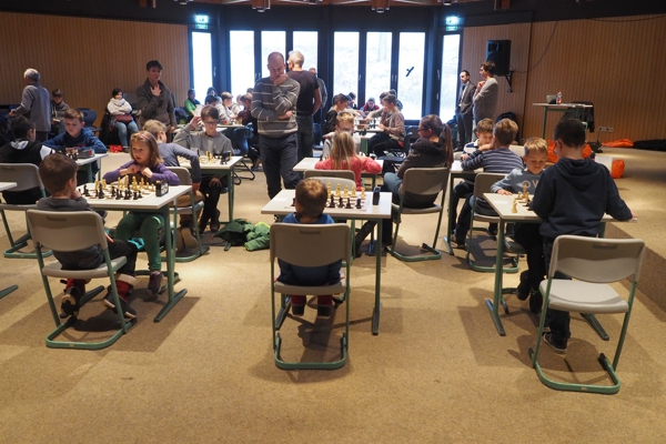 2. Vorrundenturnier SchulSchachChallenge in Mudau