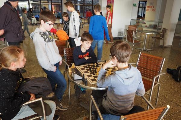 3. Vorrundenturnier SchulSchachChallenge in Walldürn