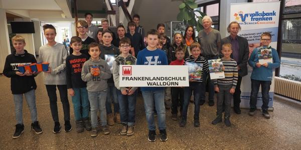 SchulSchachChallenge Frankenlandschule Walldürn