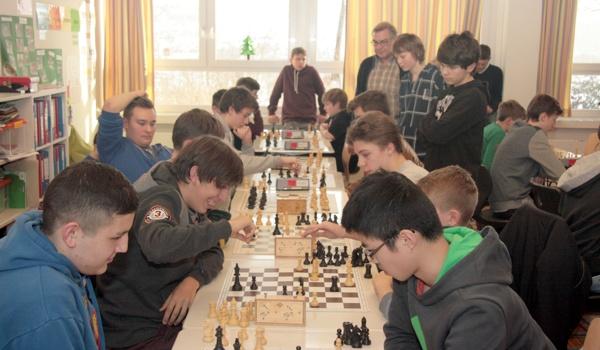 2. Vorrundenturnier SchulSchachChallenge in Adelsheim