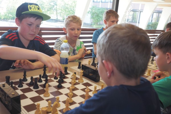 5. Vorrundenturnier SchulSchachChallenge in Walldürn