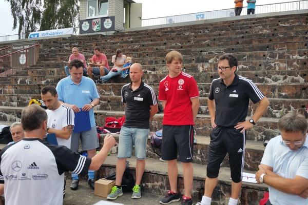 VR-Talentiade 2015 bei der Eintracht 93 Walldürn