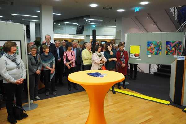Ausstellung Marie-Luise Schwind