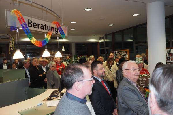 Ausstellungseröffnung 66 Jahre FG Walldürn