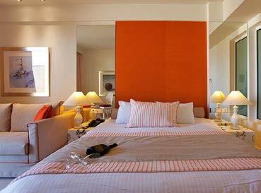 Ein Erlebnis für sich: die originellen Hotelzimmer