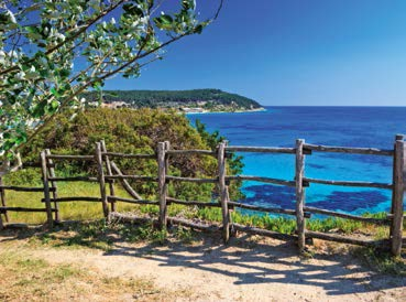Die olympische Riviera