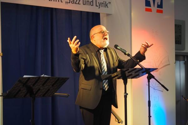 Neujahrsempfang - Jazz trifft Lyrik