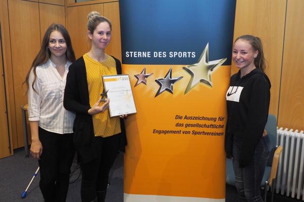 Preisverleihung Sterne des Sports 2018