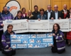 Spendenübergabe an Vereine im Bereich Buchen