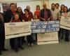 Spendenübergabe an Vereine im Bereich Walldürn