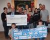 Spendenübergabe an den Sportschützenverein Dornberg