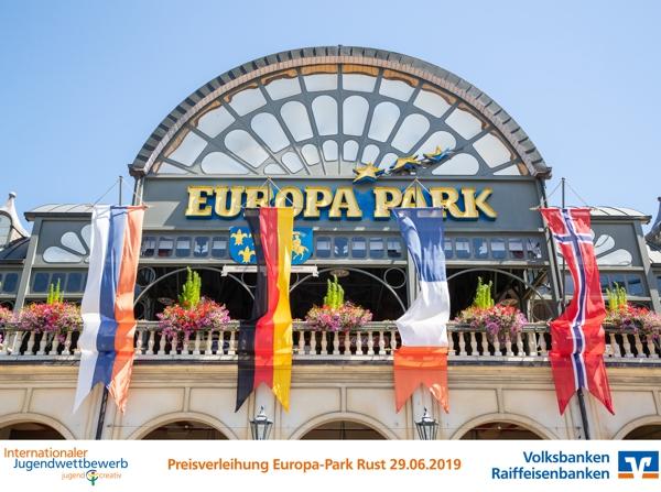 Preisverleihung im Europa-Park